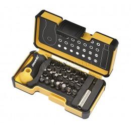 """Набор бит + ручка + магнитный держатель в кейсе """"R-Go"""" 30 предметов серия 020 FELO 020 730 06"""