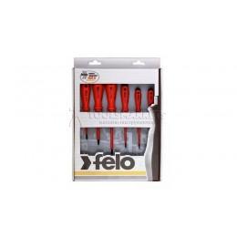 Набор диэлектрических отверток 7 предметов серия 513 FELO 513 971 97