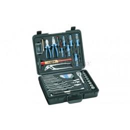 Инструментальный чемодан TOURING 47 предметов 1000 GEDORE 6600780