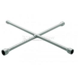 Ключ баллонный крестообразный, 4 штанги 19x22x24x27 мм 600x600 мм 28 CU GEDORE 6228500