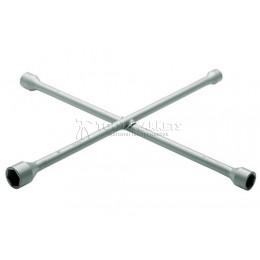 Ключ баллонный крестообразный, 4 штанги 24x27x32x38 мм 750x750 мм 28 LM GEDORE 6228770