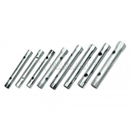 Набор ключей торцeвых двусторонних 6-22 мм KD 26 R-8 11 предметов GEDORE 6218540