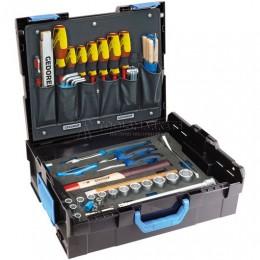Набор GEDORE-Sortimo® L-BOXX® 136 с комплектом Механик, 58 предметов 1100-01 GEDORE 2658194
