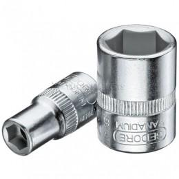 """Заказать Головка торцевая 1/4"""" шестигранная 11 мм 20 11 GEDORE 6166480 отпроизводителя GEDORE"""