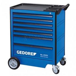 Заказать Тележка инструментальная с 7 выдвижными ящиками 2005 0511 GEDORE 1803018 отпроизводителя GEDORE