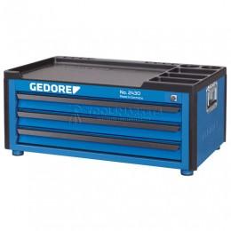 Заказать Ящик инструментальный с 3 ящиками 2430 GEDORE 1888927 отпроизводителя GEDORE