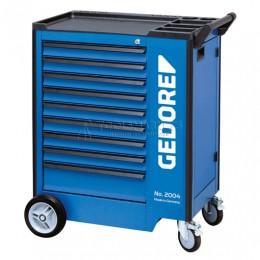 Заказать Тележка инструментальная с 4 выдвижными ящиками 1580 GEDORE 6627550 отпроизводителя GEDORE