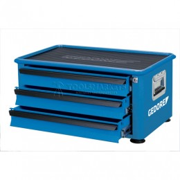 Заказать Инструментальный ящик с 3 выдвижными ящиками 1430 GEDORE 6618130 отпроизводителя GEDORE