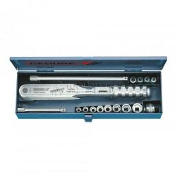 Динамометрический ключ DREMOMETER AL набор 14 предметов 8565-04 GEDORE 7683240