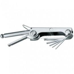 Набор ключей шестигранных 2,5-10 мм SCL 42 K-70 GEDORE 6371140