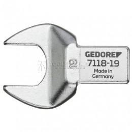 Заказать Насадка рожковая SE 14x18, 36 мм 7118-36 GEDORE 1963716 отпроизводителя GEDORE