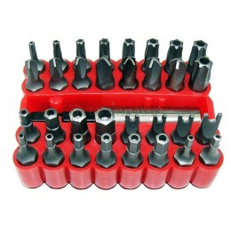 Заказать Набор бит 33 предмета HANS 06032 отпроизводителя HANS