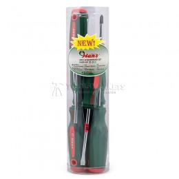 Заказать Набор отверток на 7 предметов HANS 06400-7MP отпроизводителя HANS