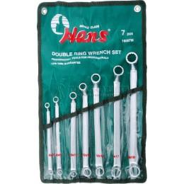 Заказать Набор комбинированных ключей 10-19 мм 7 предметов HANS 16607M отпроизводителя HANS