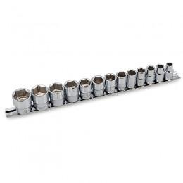 Набор длинных 6-ти гранных головок, 8-22 мм, 13 предметов HANS 3613M