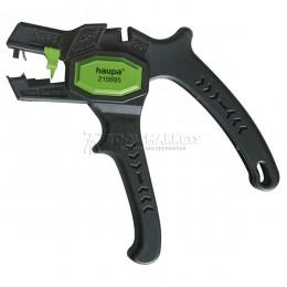Инструмент для снятия кабельной изоляции 0,2-6 мм2 HAUPA 210695