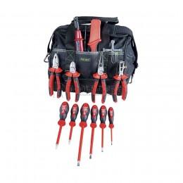 Набор инструментов VDE Tool Bag 1000V 13 предметов HAUPA 220510