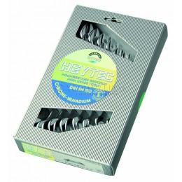 Заказать Набор двусторонних рожковых гаечных ключей B 50800-8-M 8 предметов HEYCO HE-50800844080 отпроизводителя HEYCO