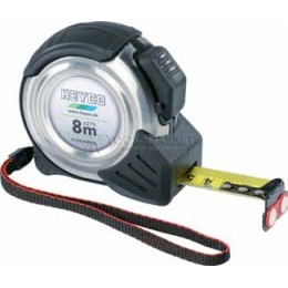 Заказать Измерительная рулетка Профи 8 метров HEYCO HE-01840800000 отпроизводителя HEYCO