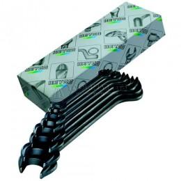 Набор двусторонних гаечных ключей 6 предметов K 895-6-M-2 HEYCO HE-00895942136