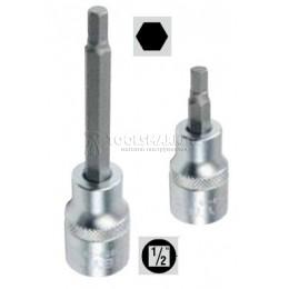 """Отверточная насадка 1/2"""" для винтов с внутренним шестигранником 5 мм HEYCO HE-50850310283"""