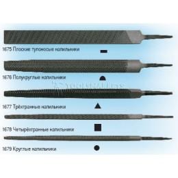 Заказать Полукруглый напильник № 1676 200 мм HEYCO HE-01676020000 отпроизводителя HEYCO