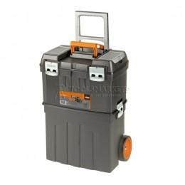 Заказать Ящик с колесами для крупногабаритного инструмента 2-х секционный Bahco 4750PTBW47 отпроизводителя BAHCO