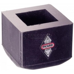 Резиновая насадка для кувалды модель 4b, 1000 г PICARD PI-00004201000