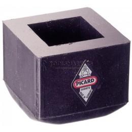 Резиновая насадка для кувалды модель 4b, 1250 г PICARD PI-00004201250