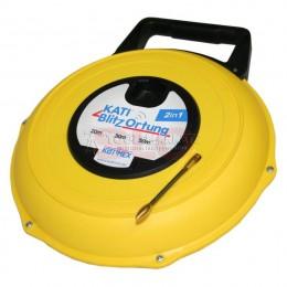 Заказать УЗК в пластиковом боксе KatiBlitz 2 в 1, длина 50 м диаметр 3 мм KATIMEX KM-104850 отпроизводителя KATIMEX