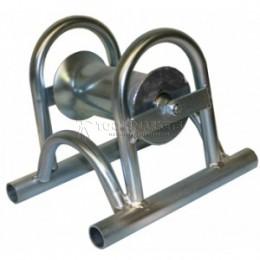Линейный кабельный ролик сталь/сталь (кабель max Ø 160мм) KATIMEX KM-105061