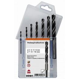 Заказать Набор сверл по дереву 3-10 мм, мягкая упаковка 8 предметов KEIL 180370310 отпроизводителя KEIL
