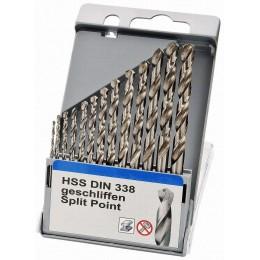 Заказать Набор сверл по металлу HSS DIN 338 1.5-6.5 мм, 13 предметов KEIL 300213165 отпроизводителя KEIL