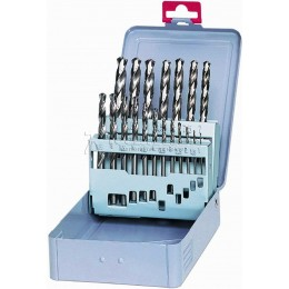Заказать Набор сверл по металлу шлифованные, 1.0-10.0 мм, 19 предметов KEIL 302500110 отпроизводителя KEIL