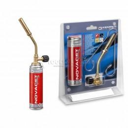 Газовая паяльная лампа с газовым баллоном Mini NOVASET PLUS 110  мл KEMPER 1044 KIT