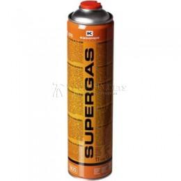 Баллон с газом SUPERGAS 600 мл KEMPER 575
