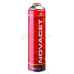 Баллон с газом NOVACET PLUS 110 мл KEMPER 580 S MINI