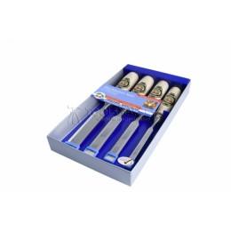 Заказать Набор стамесок с рукоятками из граба в картонной коробке 4 предмета 1181 SB KIRSCHEN KR-1181000 отпроизводителя KIRSCHEN
