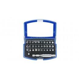 Заказать Набор бит-вставок 33 предмета KRAFT KT 700698 отпроизводителя KRAFT