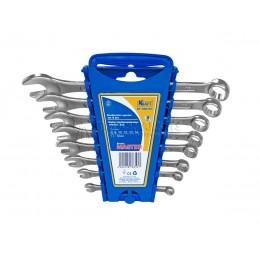 Заказать Набор комбинированных ключей Master 8 предметов, 6, 8, 10, 12, 13, 14, 17, 19 мм пластиковый держатель KRAFT KT 700761 отпроизводителя KRAFT