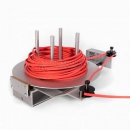 Заказать Размотчик для проводов и кабеля DR-30 КВТ 61713 отпроизводителя КВТ