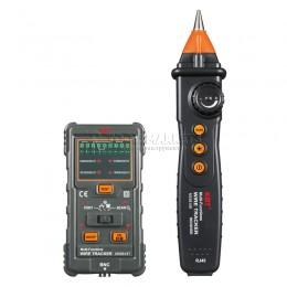 Заказать Тестер кабельный – трассоискатель MS6816 КВТ 76124 отпроизводителя КВТ