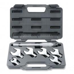 Заказать Ключ динамометрический с набором головок 7 предметов 10-70 Нм MGF 932500 отпроизводителя MGF