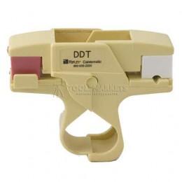 Комбинированный инструмент (триммер) для подготовки абонентских кабелей DDT 596/MINI Ripley Cablematic 38591