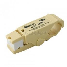 Универсальный инструмент (триммер) для подготовки абонентских кабелей LDT MINI Ripley Cablematic 38833
