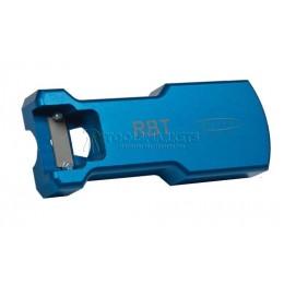 Инструмент RBT Tool для вскрытия вертикальных кабелей в домовой разводке сетей FTTH Ripley Miller 81315