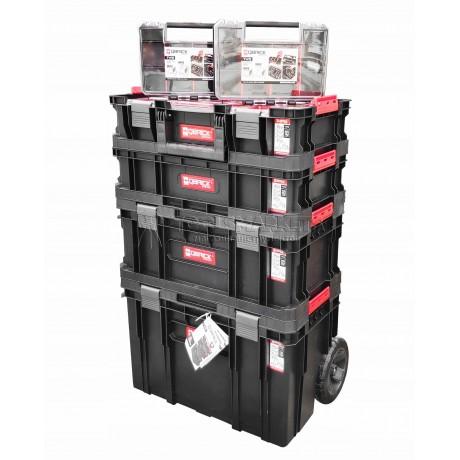 Промо набор QBRICK SYSTEM TWO 6in1 535х390х820мм 10501285 купить в интернет-магазине «ТУЛЗМАРКЕТС»
