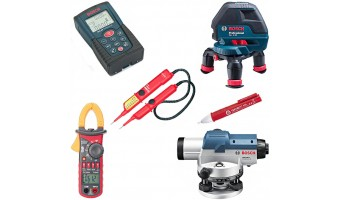Контрольно измерительные инструменты