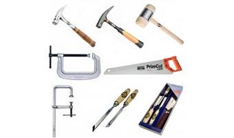 Столярно-плотницкие инструменты