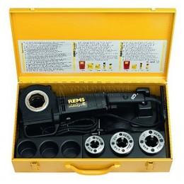 """Заказать Электрический клупп REMS Амиго E набор R 1/2""""-3/4""""-1"""" REMS 530013 отпроизводителя REMS"""